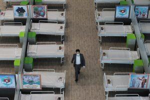 Iranian new year begins with a growing coronavirus crisis