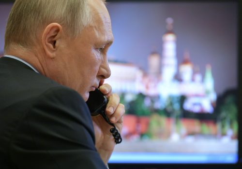 An economic test for Putin and Russia