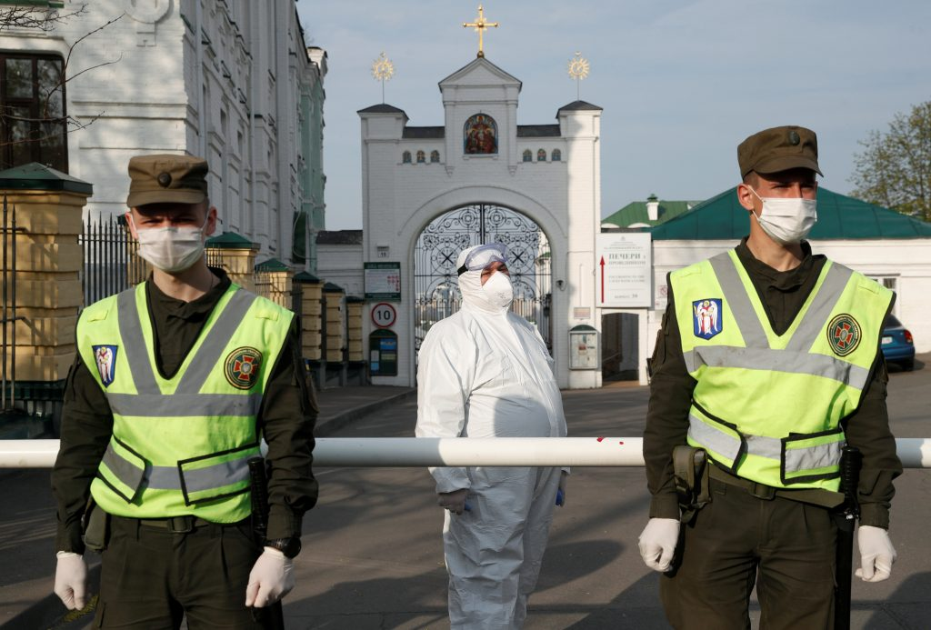 Russian Church in Ukraine fuels coronavirus outbreak