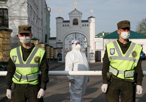 Coronavirus proves what Ukrainians already knew—the UN doesn't work
