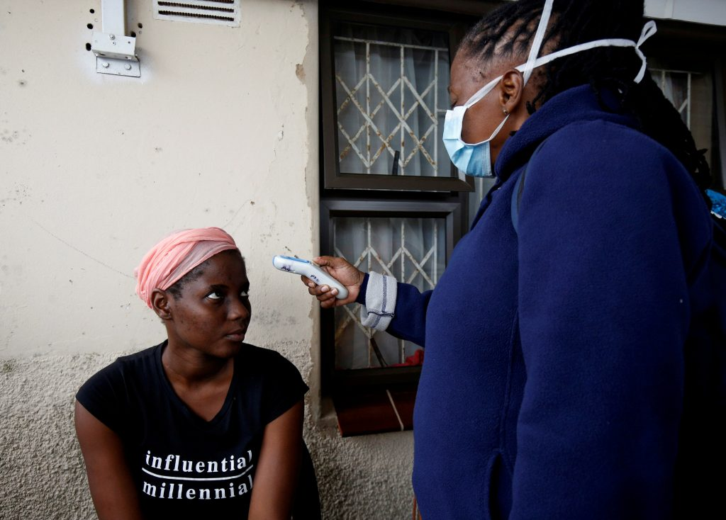 Africa left to deal alone with the pandemic?