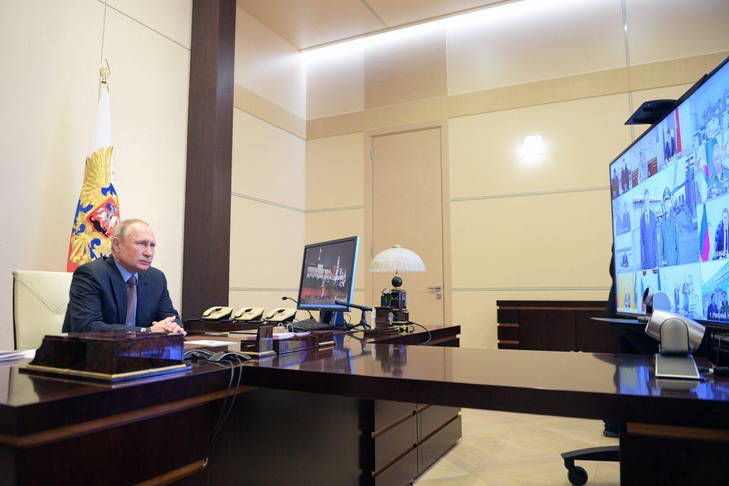 Putin must end Ukraine war if he wants sanctions relief