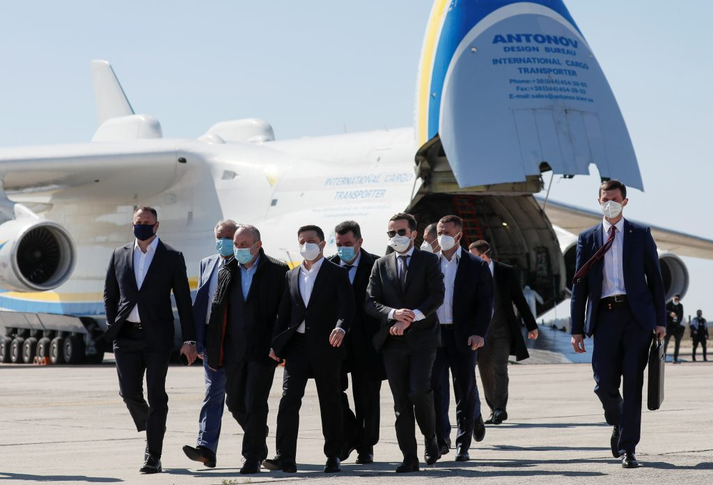 Broadening Ukraine's foreign policy horizons in the post-coronavirus world