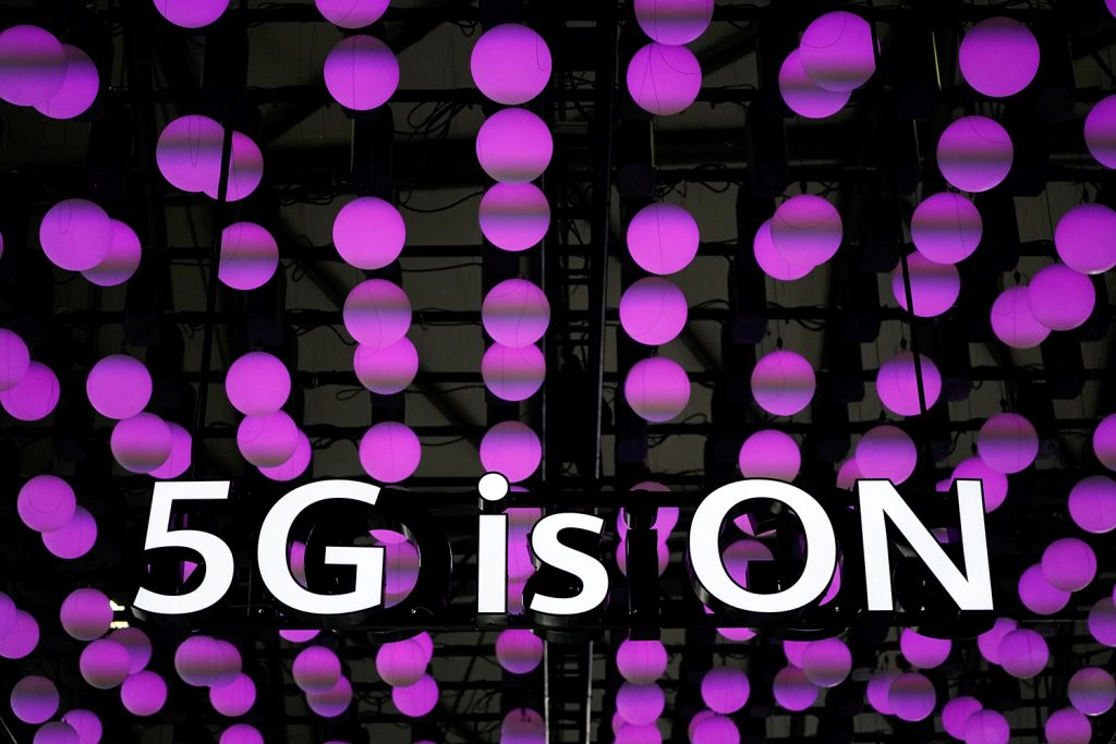 The battle for 5G leadership is global and the US is behind: The White House's new strategy aims to correct that.
