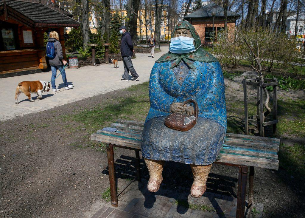 Ukraine lacks leadership as coronavirus crisis escalates