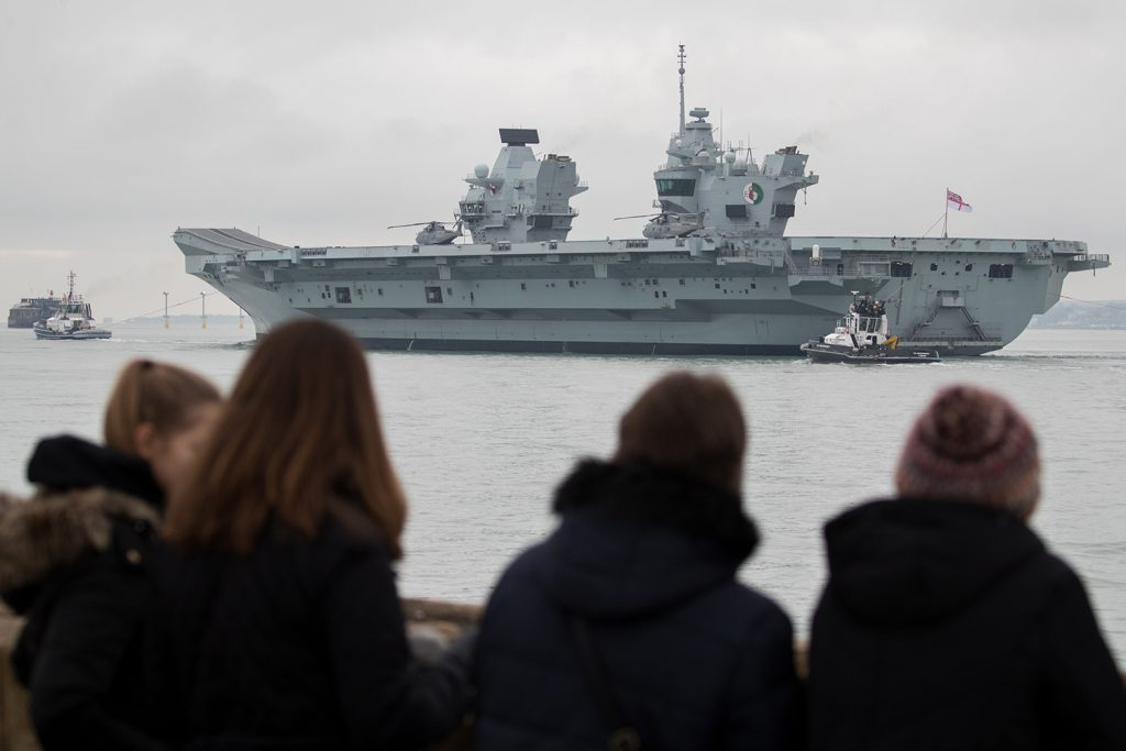 New British carriers can transform Europe's NATO naval capabilities