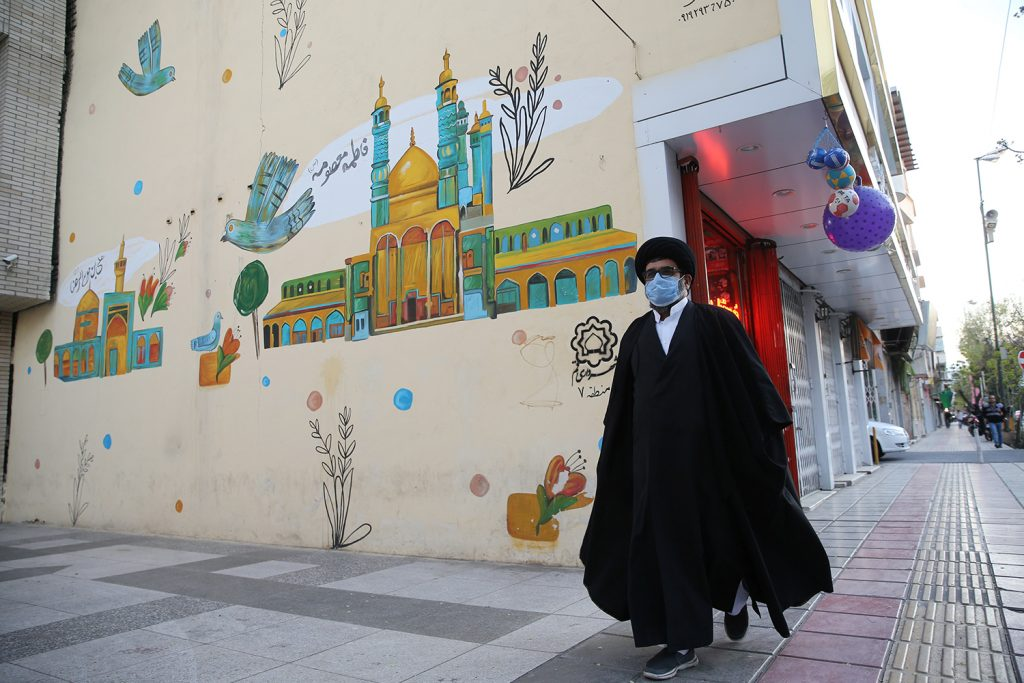 Lift Iran sanctions, but hit back hard if necessary