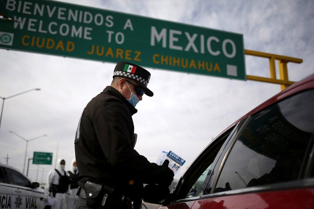US-Mexico security cooperation after the COVID-19 shocks