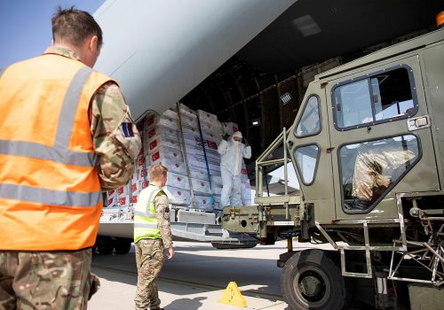 NATO allies have stepped up to help each other during coronavirus emergency