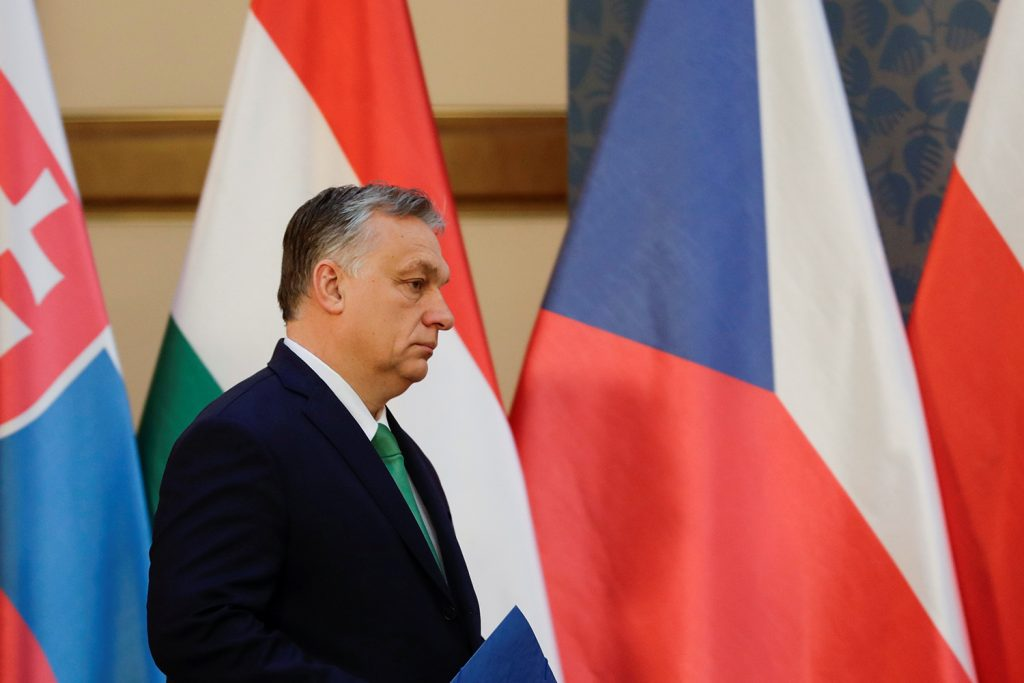 While he stems the spread of the coronavirus, Orban is spreading the virus of illiberalism.