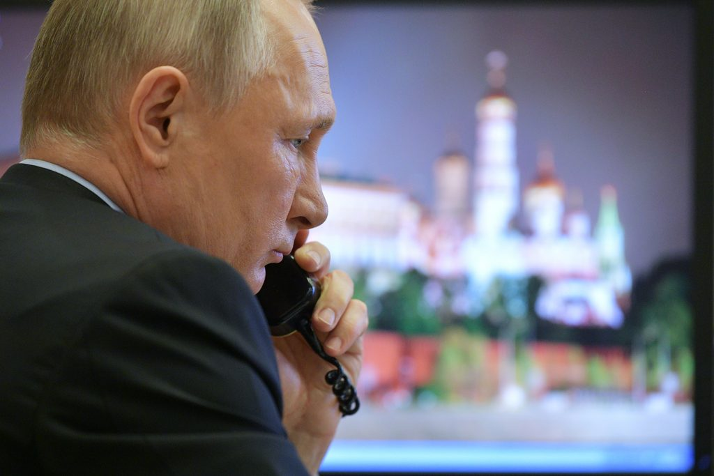 Putin concedes defeat in the oil price war