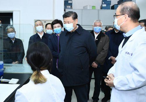 China's COVID-19 statistics resemble horrific past