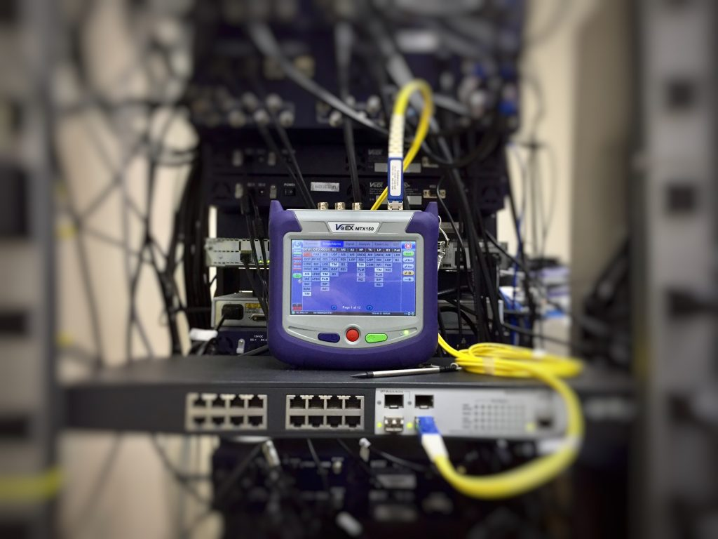gtc testing internet connections and cables