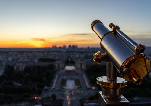 gtc telescope city horizon foresight