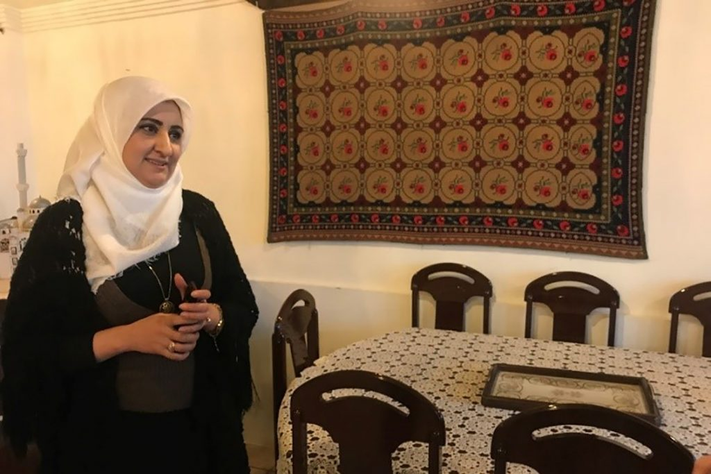 """Our Humanity Brings Us Together"": A Syrian woman entrepreneur in Gaziantep launches an intercommunal campaign to support families economically touched by COVID-19"