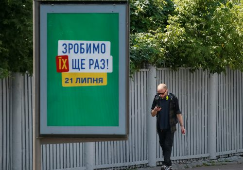 Zelenskyy's first year: New beginning or false dawn?
