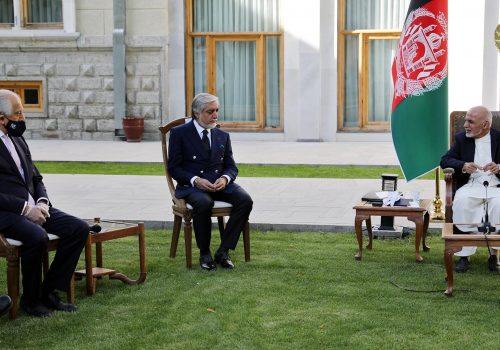 Iran and the US 'meet' again over Afghanistan