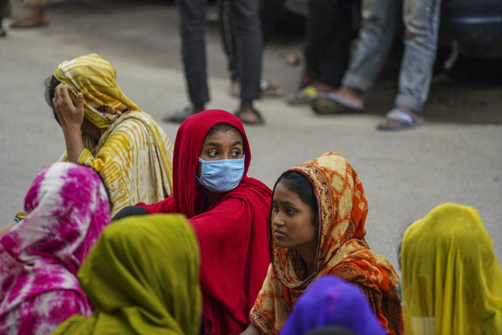 A pandemic of persecution in Bangladesh