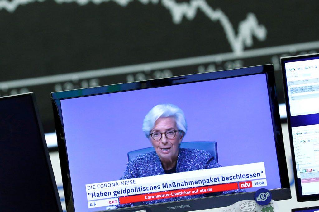 German court decision complicates ECB coronavirus efforts