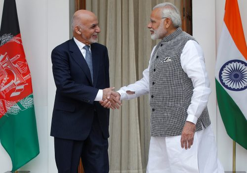 President Ghani assesses the prospects for peace in Afghanistan