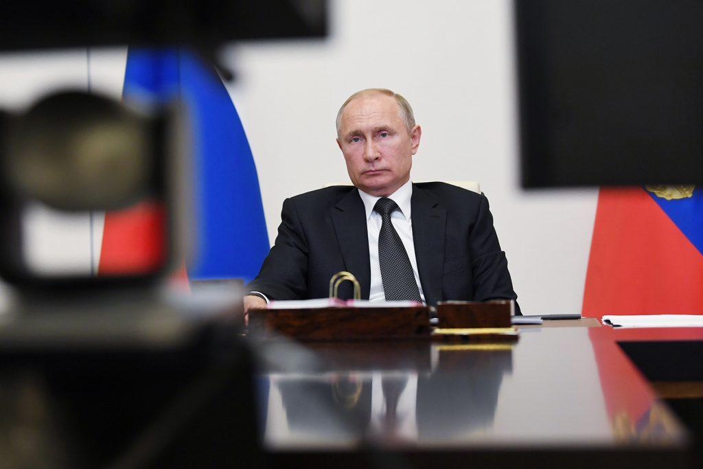 The Russian economy in health, oil, and economic crisis