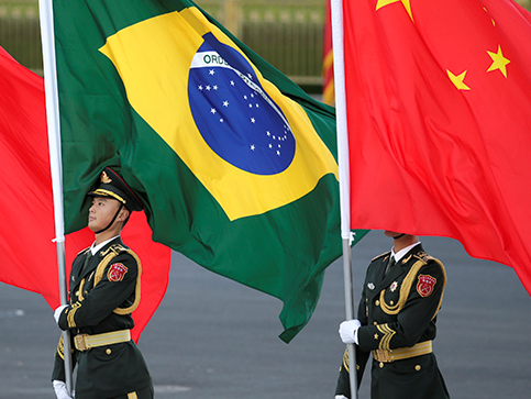China-Brazil relations under COVID-19