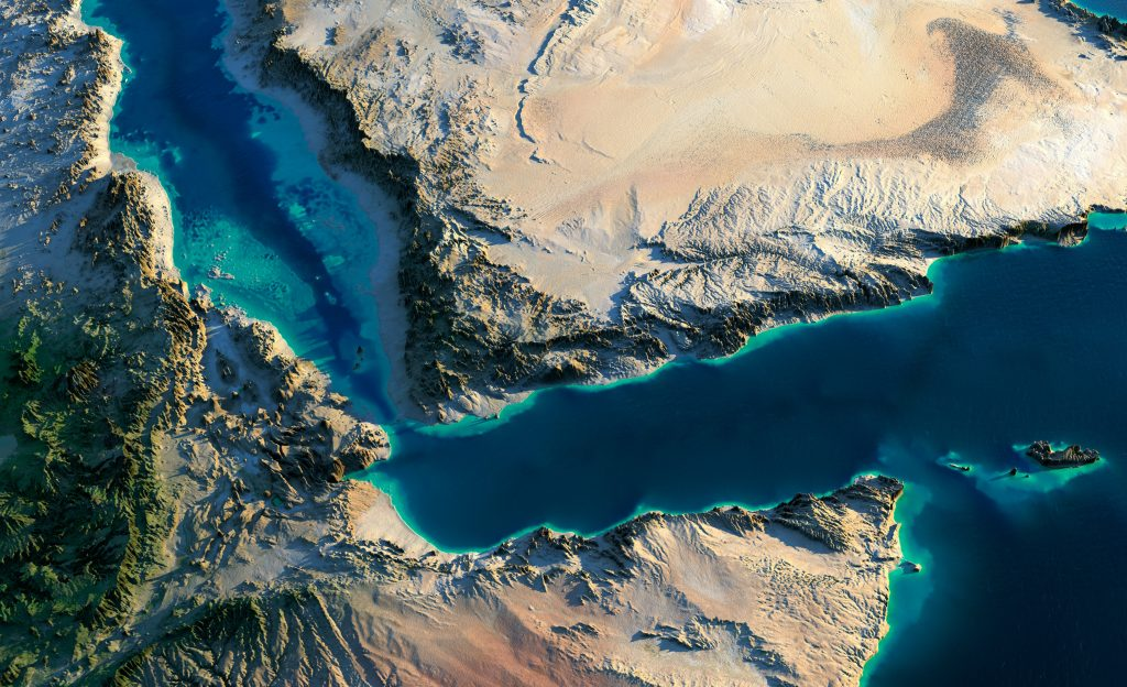 Safeguarding the Red Sea amid the coronavirus: Preventing the spill of the FSO SAFER