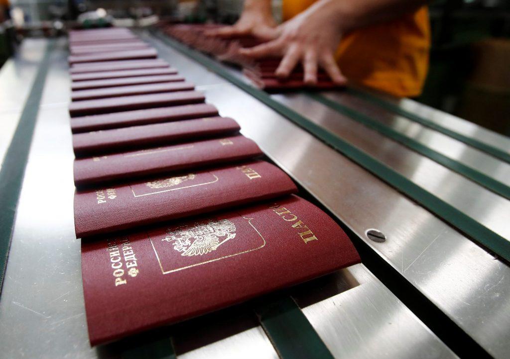 One million passports: Putin has weaponized citizenship in occupied eastern Ukraine