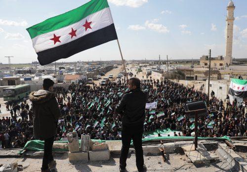 Assad is testing Biden. The US president must not fail.