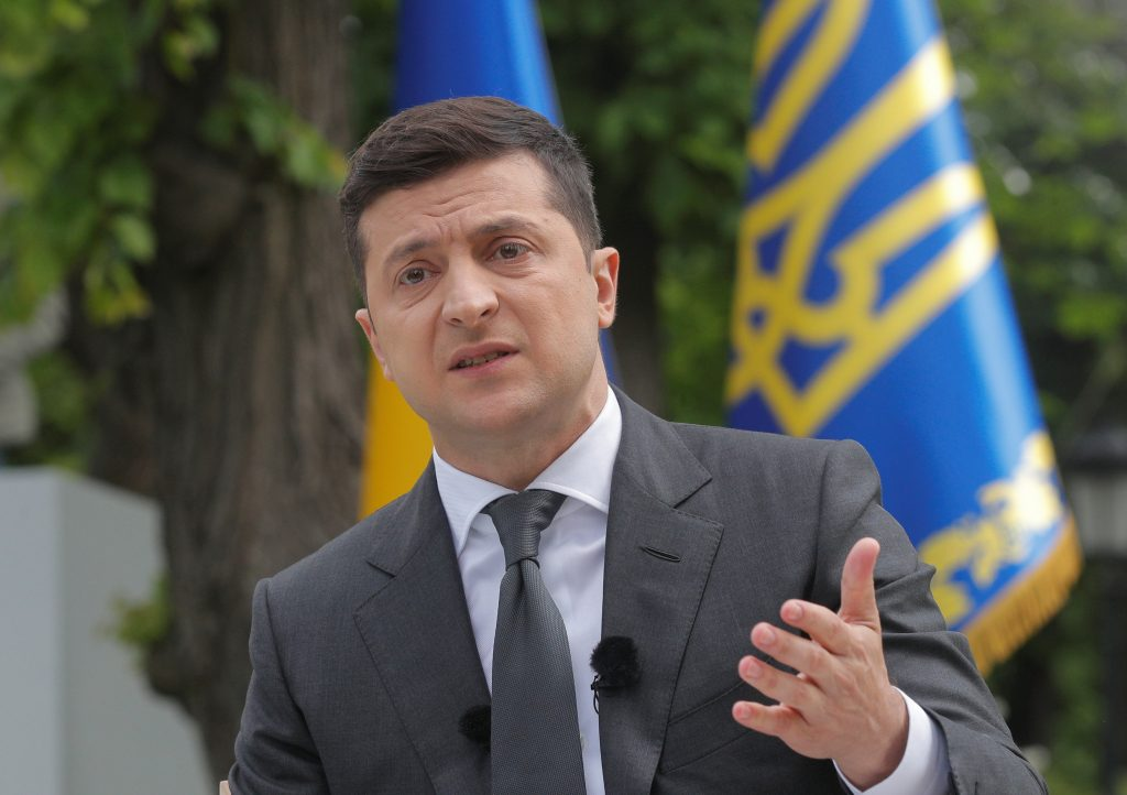 Moderate Zelenskyy makes a mockery of the Kremlin's anti-Ukraine propaganda