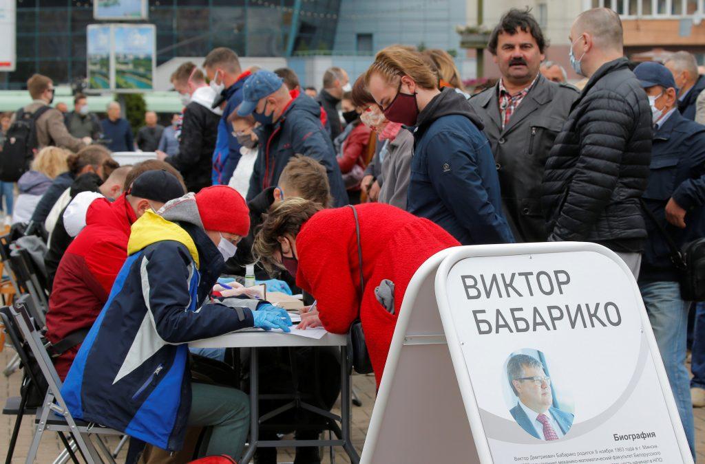 Belarus presidential vote: Democratic breakthrough?
