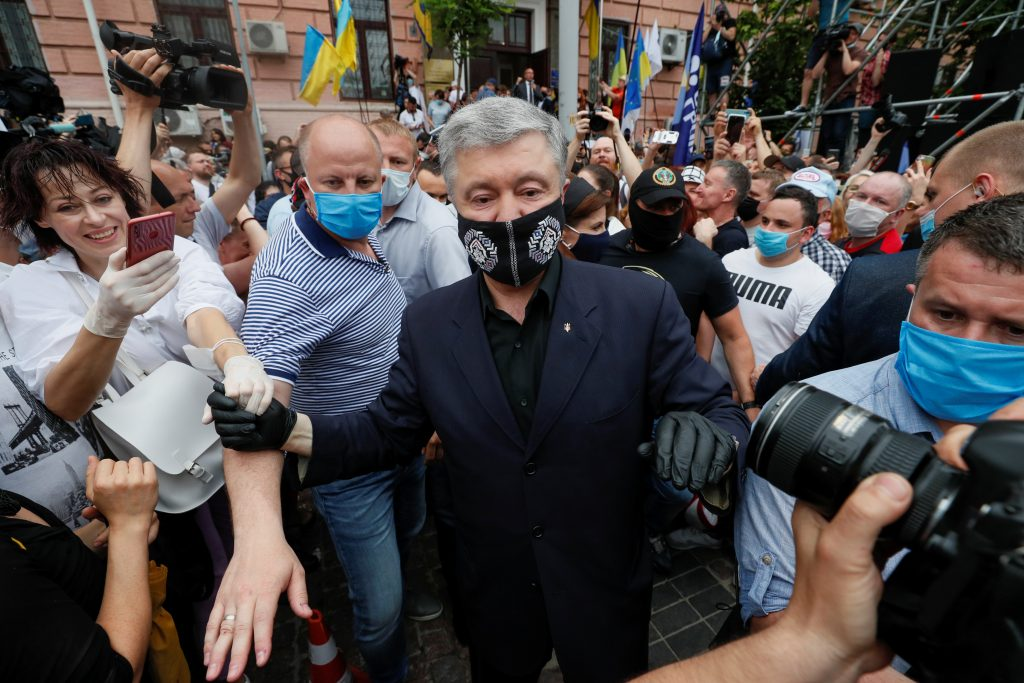 What could the prosecution of Petro Poroshenko mean for Ukrainian democracy?