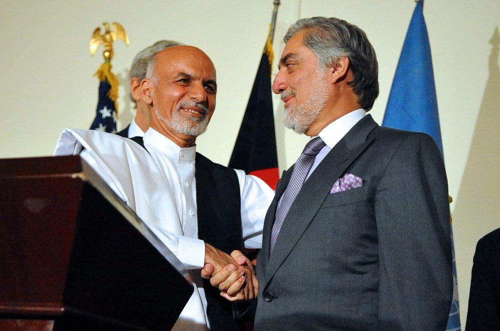 Event Recap: H.E. Dr. Abdullah Abdullah discusses peace talks in Afghanistan with USIP