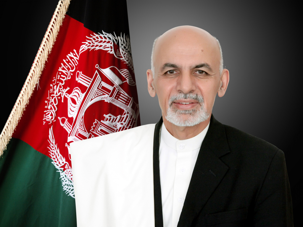 Transcript: Afghanistan's vision for peace: A conversation with H.E. President Mohammad Ashraf Ghani