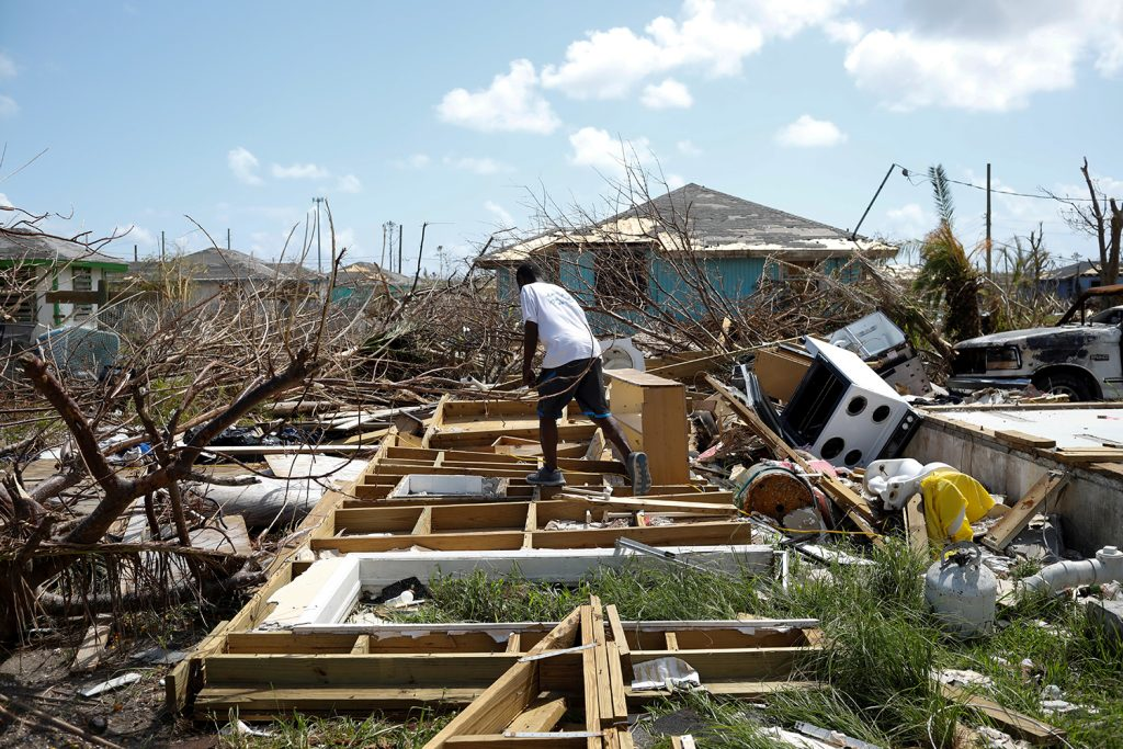 Hurricane season, COVID-19 pose twin threats to vulnerable Caribbean islands