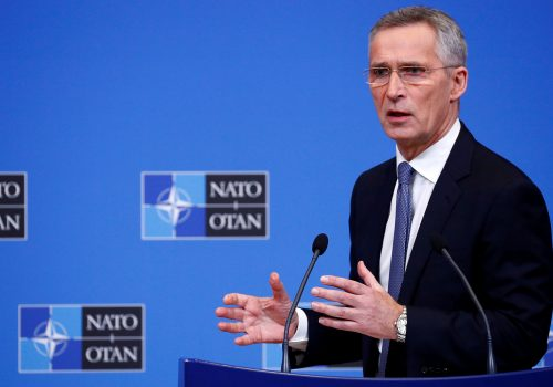 NATO 2030: Secretary General Jens Stoltenberg on strengthening the Alliance in a post-COVID-19 world