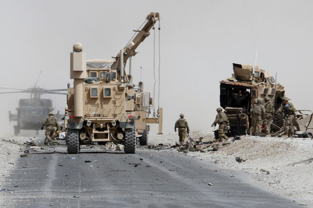How revelations of Russian bounties in Afghanistan could escalate the US-Russia feud