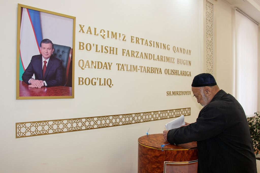 The role of Russia and the Russian language in post-Karimov Uzbekistan
