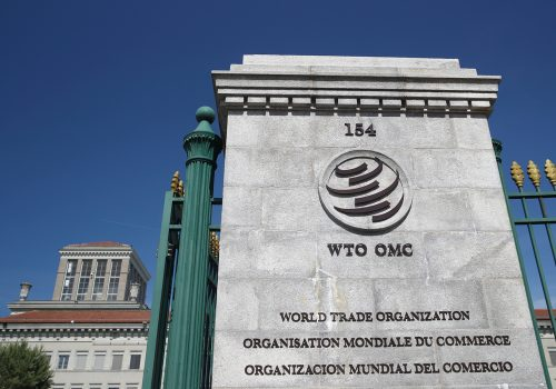The Trump administration's plan to upend the WTO
