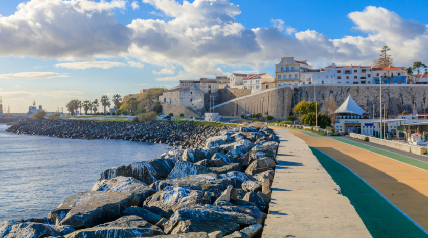 How can Portugal's Port of Sines play a bigger role in assuring energy security in the European Union?