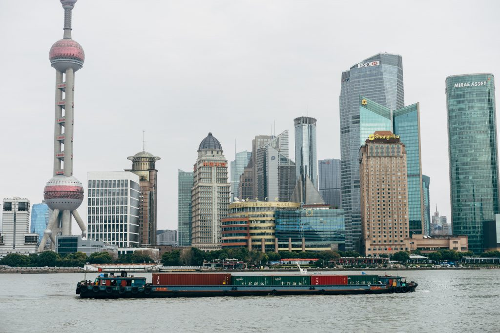 The United States, China, and economic fragmentation