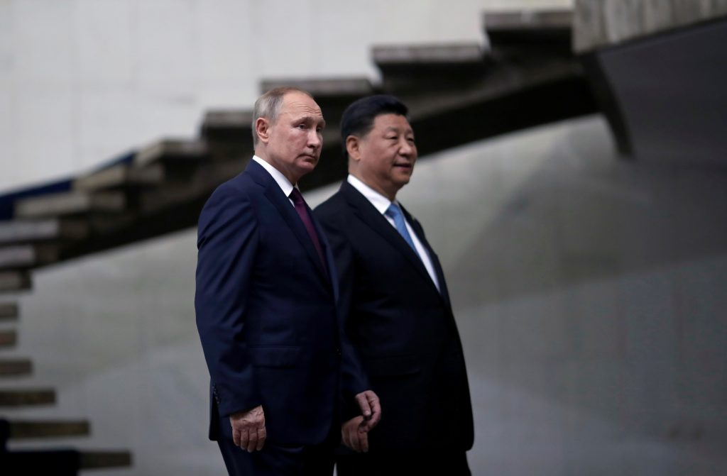 Navigating the growing Russia-China strategic alignment