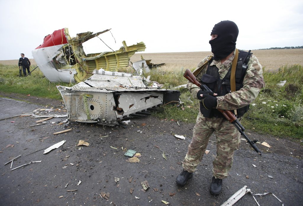 Russia's MH17 web of lies looks set to unravel in court