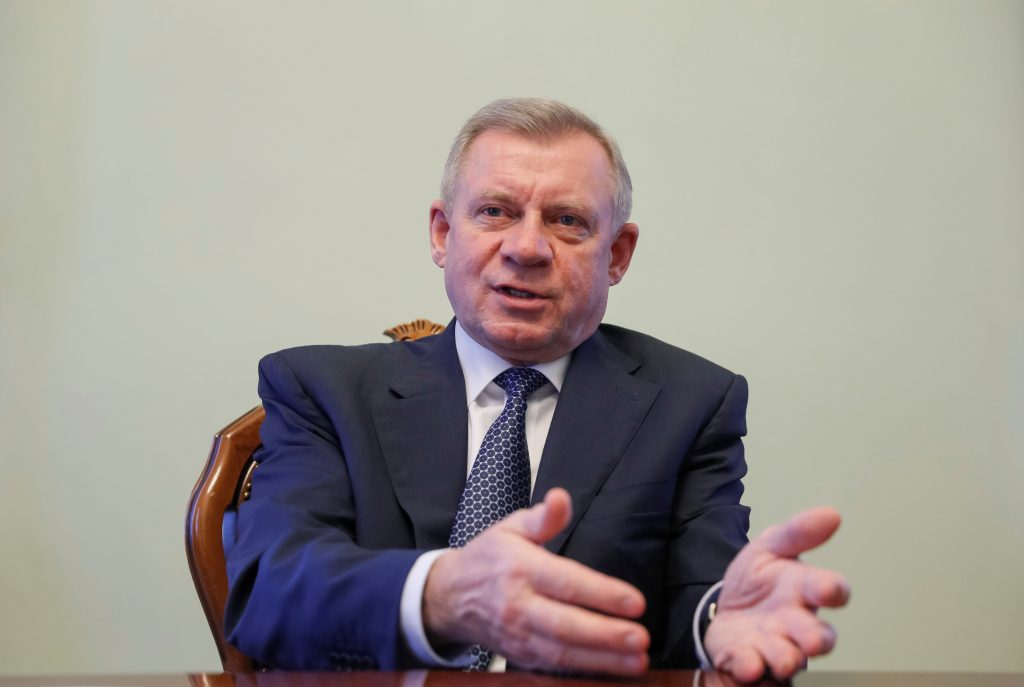 Ukraine's central bank chief resigns leaving Zelenskyy's reform credentials in tatters