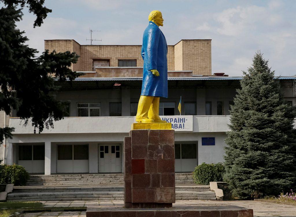Toppling Lenin: The lessons of Ukraine's memory wars