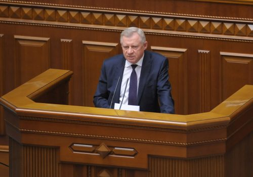 Will Ukraine's new central bank chief be independent?