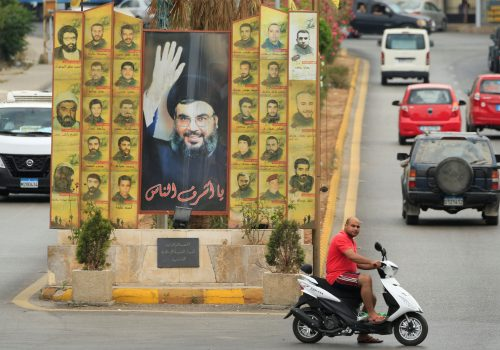 Amidst the pandemic, Hezbollah buries fighters killed in Syria