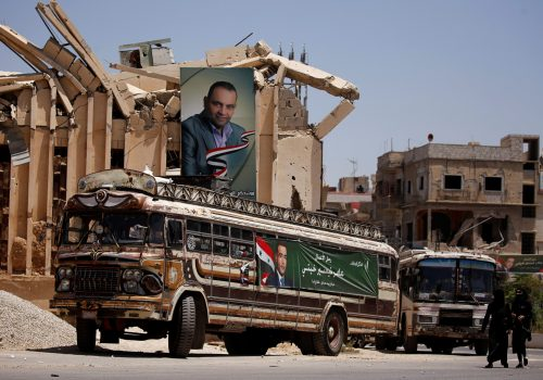 The Syrian regime wheels and deals minorities to remain in power