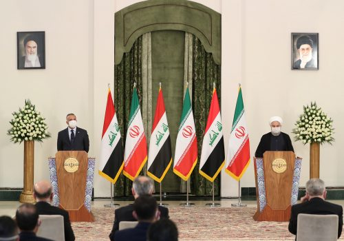 Four takeaways from Iraqi Prime Minister Mustafa al-Kadhimi's visit