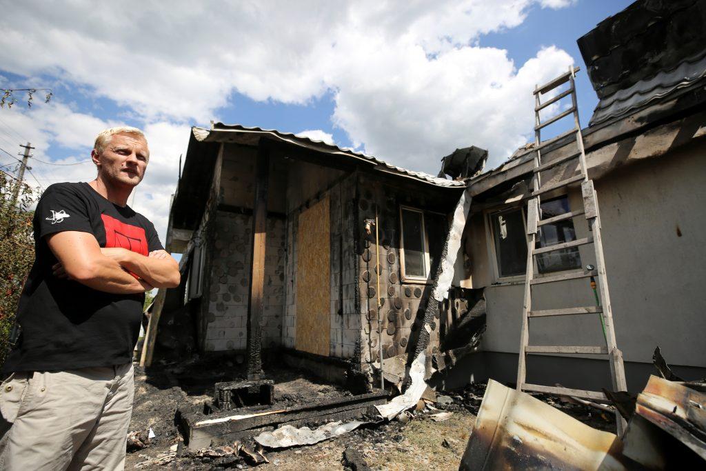 Ukraine's anti-corruption efforts go up in smoke